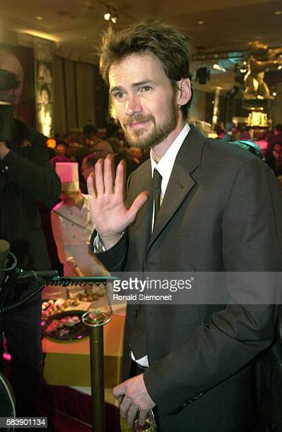 Actor Jeremy Davies who plays in Wim Wenders' film 'The One Million Dollar Hotel'