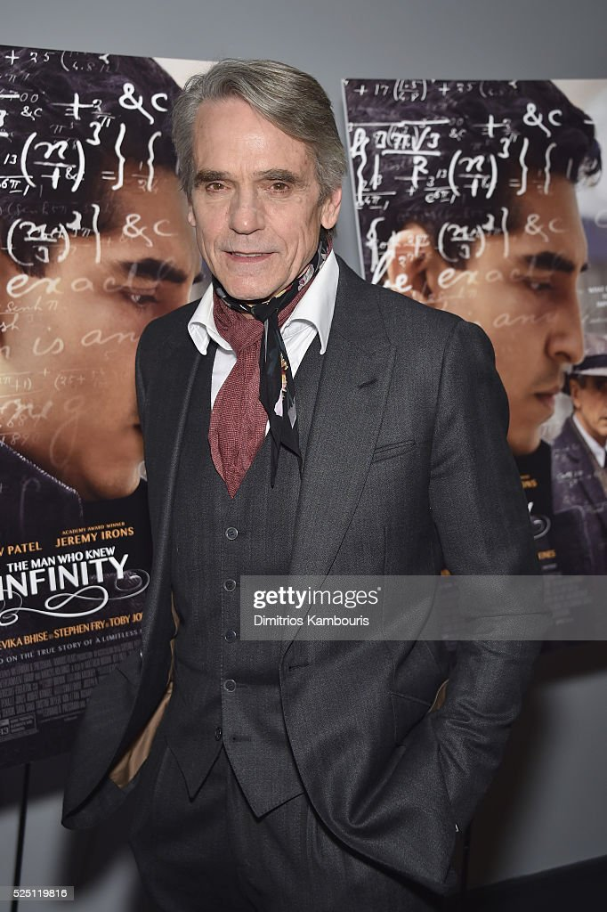 """The Man Who Knew Infinity"" New York Screening - Arrivals"