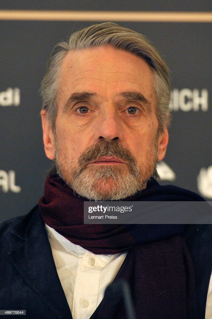 'The Man Who Knew Infinity' Press Conference - Zurich Film Festival 2015 : News Photo