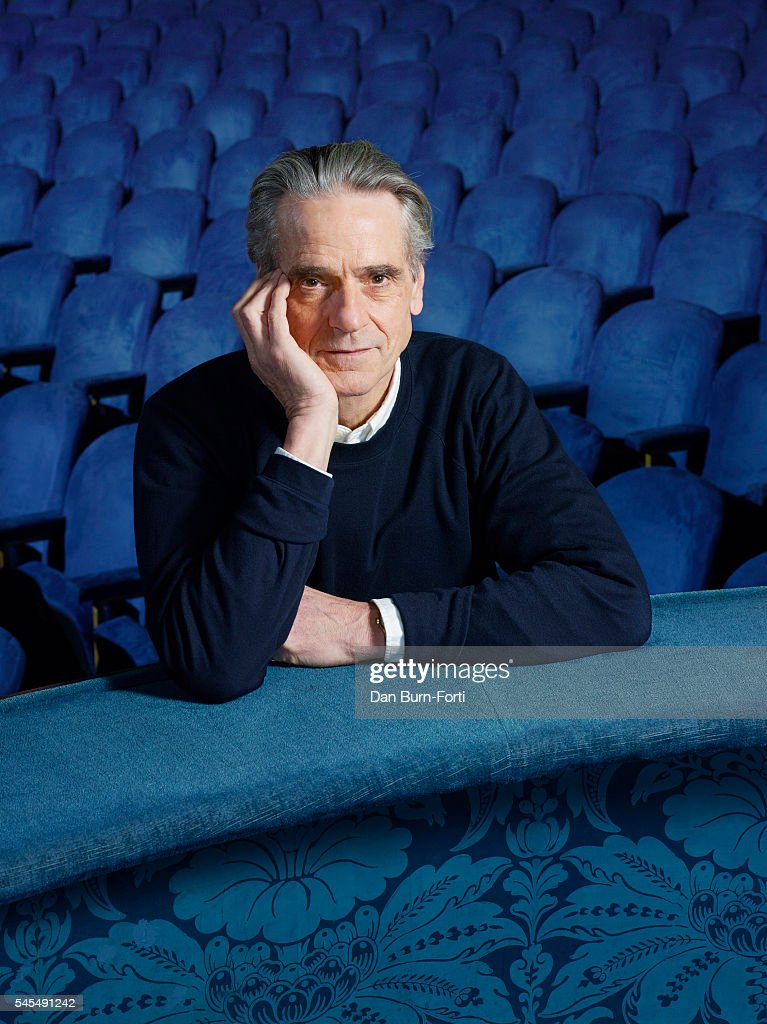 Jeremy Irons, AARP magazine US, Feb to March, 2016