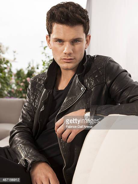 Actor Jeremy Irvine is photographed for Vanity Fair Italy in Cannes France Mandatory credit Watch Chopard