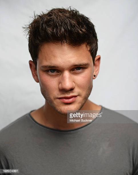 Actor Jeremy Irvine poses for a portrait at the Variety Studio at the 66th Annual Cannes Film Festival at Chivas House on May 17 2013 in Cannes France
