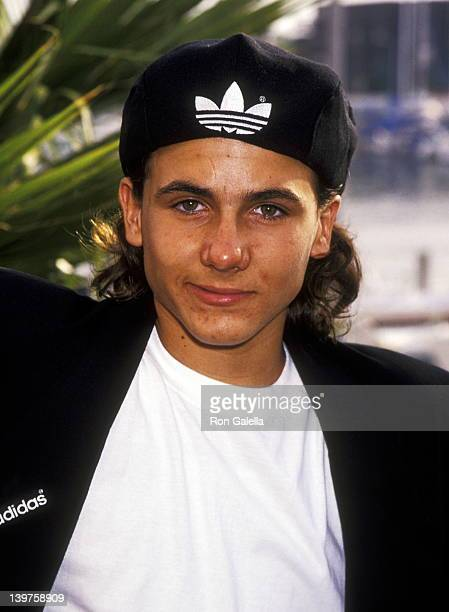 Actor Jeremy Jackson attends 100th Episode Celebration of 'Baywatch' on October 22 1994 at the Ritz Carlton Hotel in Marina Del Rey California