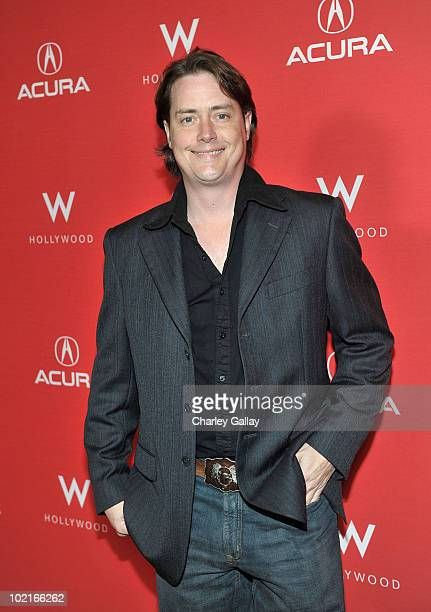 Actor Jeremy London attends the Acura ZDX Redefines Next with sevencity popup exhibition tour event presented by Niche Media's Los Angeles...