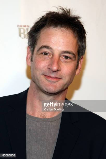 Actor Jeremy Northam arrives for the Premiere of 'Blood River' at the Egyptian Theatre on 24 March 2009 in Los Angeles California