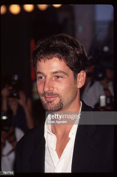 """Actor Jeremy Northam attends the premiere of """"Supercop"""" July 24, 1996 in New York City. The movie was the follow-up to """"Rumble in the Bronx"""", Jackie..."""