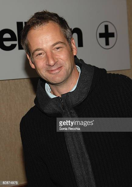 Actor Jeremy Northam attends the Tastemakers Lounge held at the Intercontinental Hotel Portman Room during the 2008 Toronto International Film...