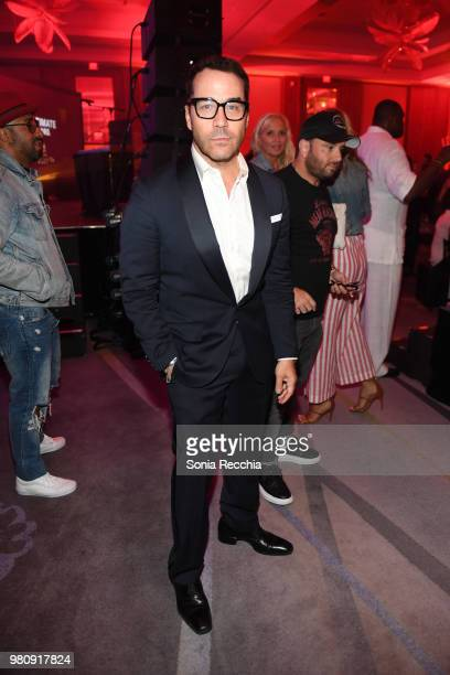 Actor Jeremy Piven attends Joe Carter Classic After Party at Ritz Carlton on June 21 2018 in Toronto Canada