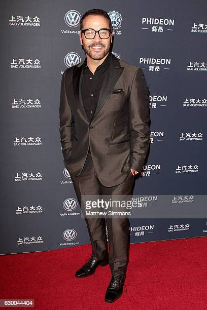 Actor Jeremy Piven attends the 21st Annual Huading Global Film Awards at The Theatre at Ace Hotel on December 15 2016 in Los Angeles California