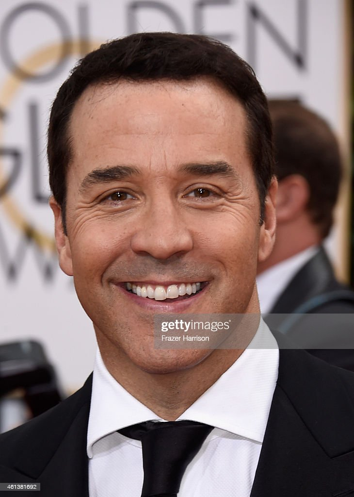 Actor Jeremy Piven attends the 72nd Annual Golden Globe Awards at The Beverly Hilton Hotel on January 11, 2015 in Beverly Hills, California.
