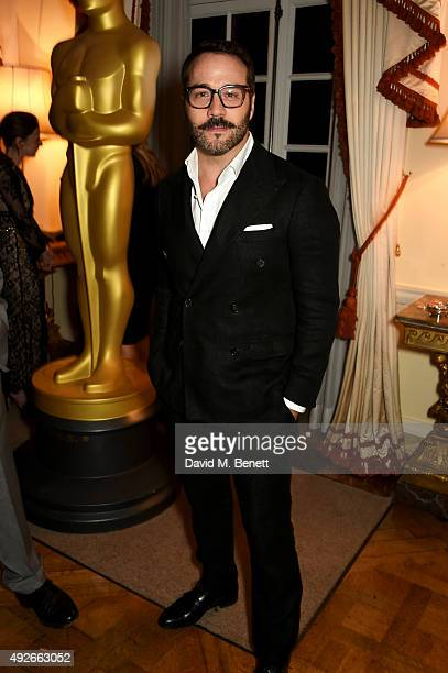 Actor Jeremy Piven attends The Academy Of Motion Pictures Arts Sciences new members reception hosted by Ambassador Matthew Barzun and Mrs Brooke...