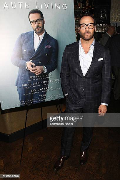 Actor Jeremy Piven attends the Hublot celebrates Jeremy Piven's Haute Living New York April/May Cover on May 5 2016 in West Hollywood California