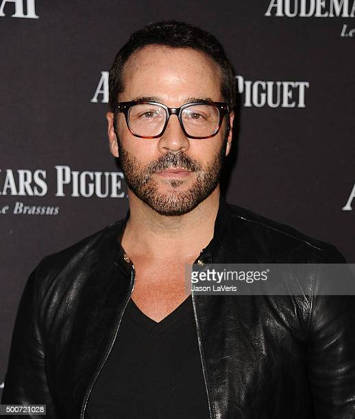 Actor Jeremy Piven attends the opening of Audemars Piguet on December 9 2015 in Beverly Hills California