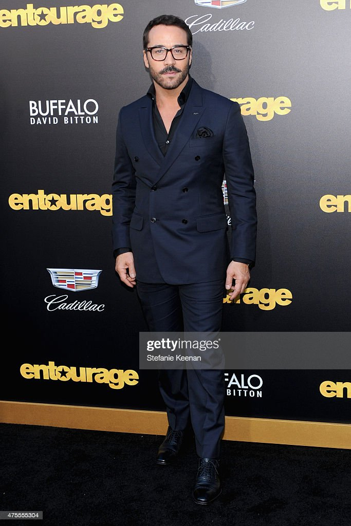 "Buffalo David Bitton Celebrates The Highly Anticipated Premiere Of ""Entourage"""