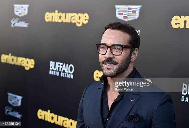 Actor Jeremy Piven attends the premiere of Warner Bros Pictures' Entourage at Regency Village Theatre on June 1 2015 in Westwood California