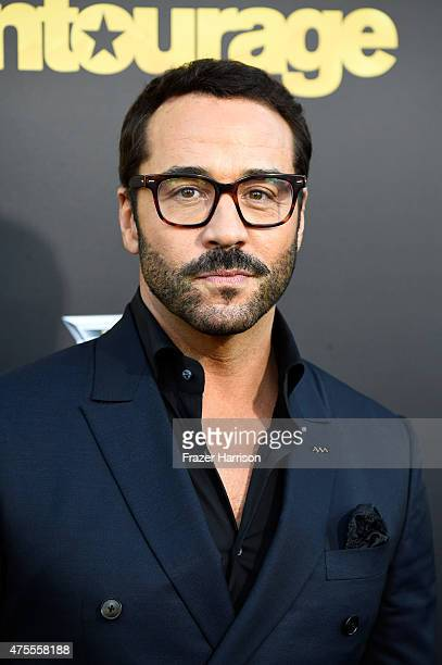 "Actor Jeremy Piven attends the premiere of Warner Bros. Pictures' ""Entourage"" at Regency Village Theatre on June 1, 2015 in Westwood, California."