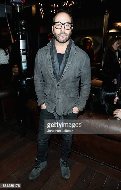 Actor Jeremy Piven attends the Private Opening Reception of Liaison Restaurant Lounge on January 12 2017 in Los Angeles California