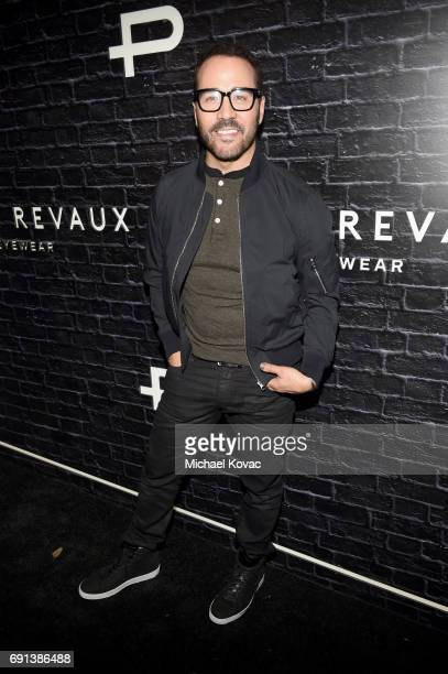 Actor Jeremy Piven attends the Prive Eyewear Launch Party at Chateau Marmont on June 1 2017 in Los Angeles California