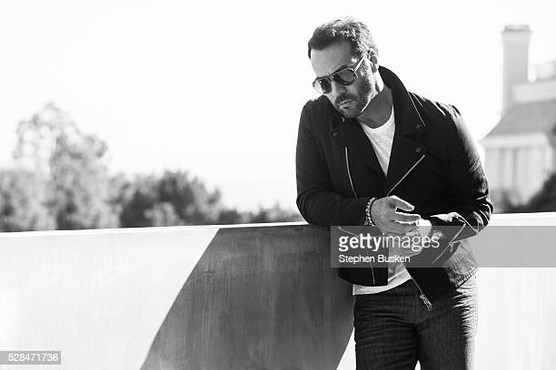 Actor Jeremy Piven is photographed for Haute Living on February 25 2016 in West Hollywood California