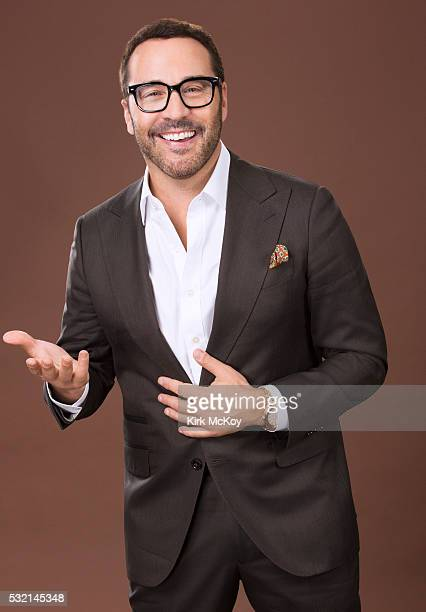 Actor Jeremy Piven is photographed for Los Angeles Times on May 4 2016 in Los Angeles California PUBLISHED IMAGE CREDIT MUST READ Kirk McKoy/Los...