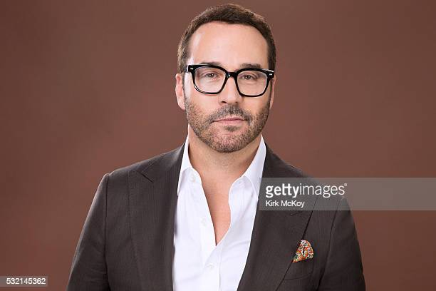 Actor Jeremy Piven is photographed for Los Angeles Times on May 4, 2016 in Los Angeles, California. PUBLISHED IMAGE. CREDIT MUST READ: Kirk McKoy/Los...