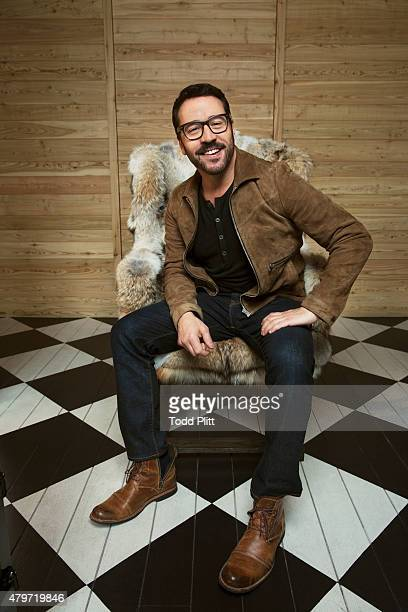 Actor Jeremy Piven is photographed for USA Today on May 13, 2015 in New York City.