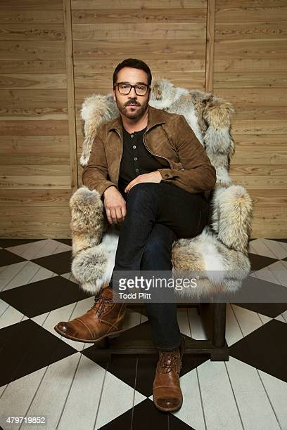 Actor Jeremy Piven is photographed for USA Today on May 13, 2015 in New York City. PUBLISHED IMAGE.