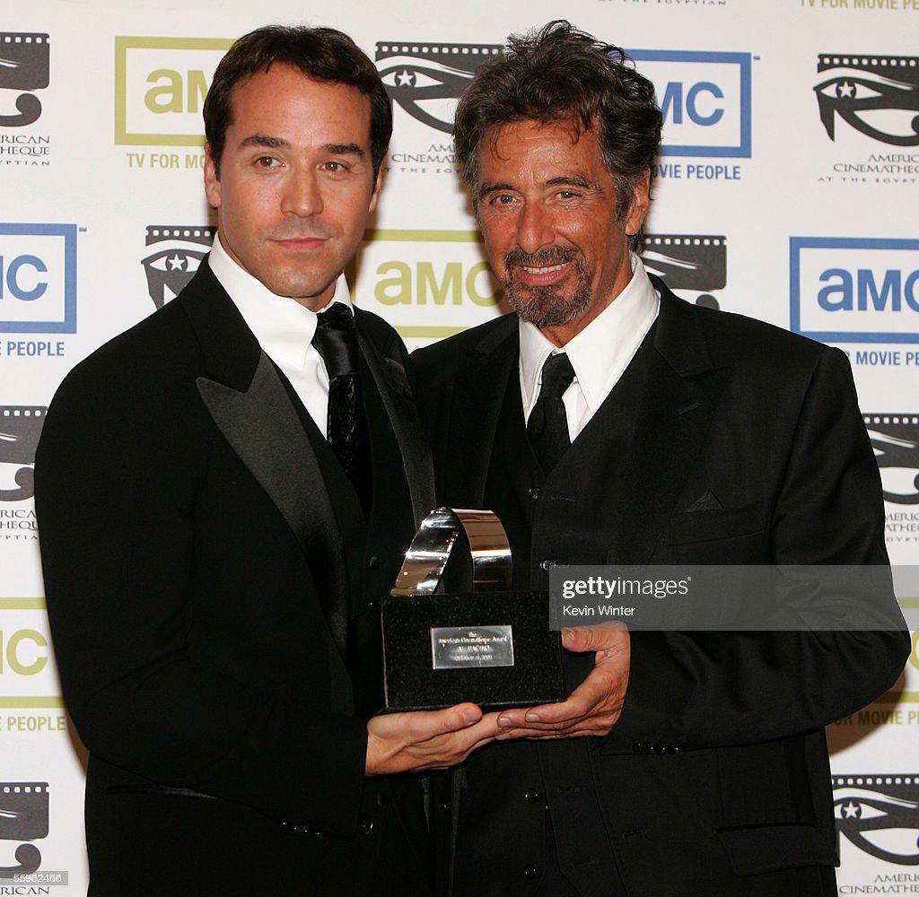 20th Annual American Cinematheque Award Honoring Al Pacino - Inside : News Photo