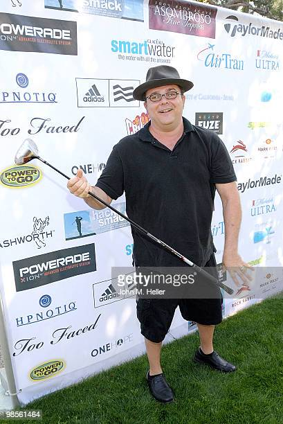 Actor Jeremy Ratchford attends the 7th Annual Hack n' Smack Celebrity Golf Tournament benefiting the Melanoma Research Foundation at El Caballero...