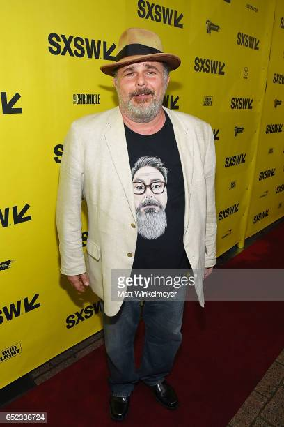 Actor Jeremy Ratchford attends the Small Town Crime premiere 2017 SXSW Conference and Festivals on March 11 2017 in Austin Texas