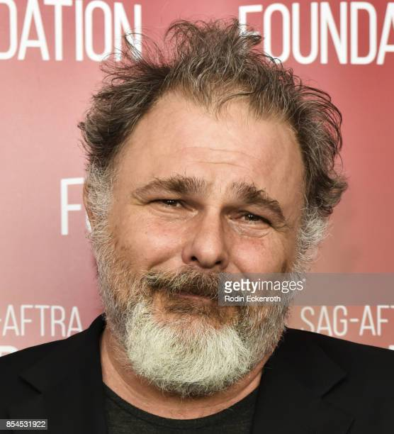 Actor Jeremy Ratchford poses for portrait at SAGAFTRA Foundation Conversations with Small Town Crime at SAGAFTRA Foundation Screening Room on...