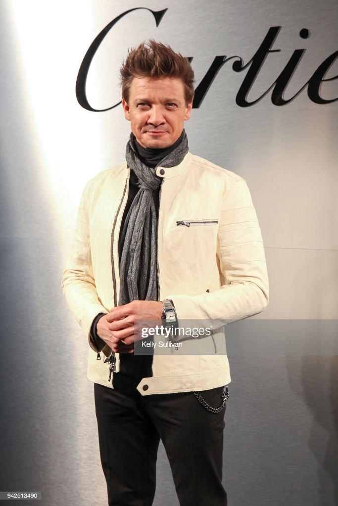 Cartier Celebrates The Launch Of Santos de Cartier Watch - Arrivals