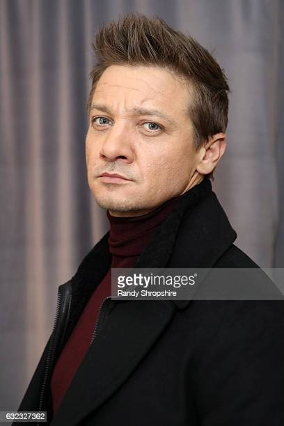 Actor Jeremy Renner attends ATT At The Lift during the 2017 Sundance Film Festival on January 21 2017 in Park City Utah