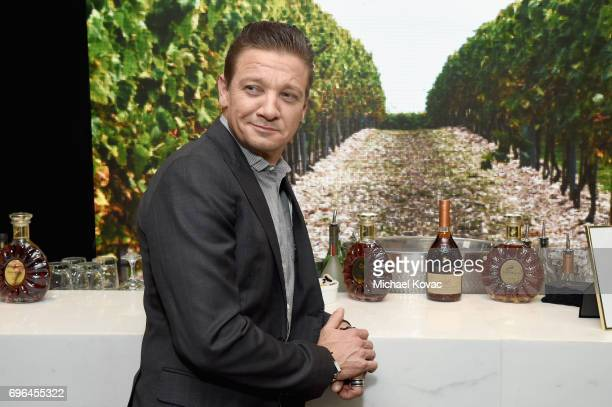 Actor Jeremy Renner attends Remy Martin's special evening with Jeremy Renner and Fetty Wap celebrating The Exceptional at Eric Buterbaugh Floral on...