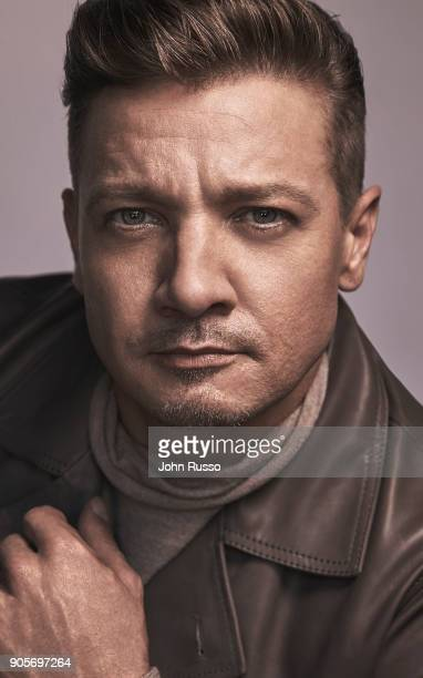 Actor Jeremy Renner is photographed for Esquire Magazine on September 13 2017 in Los Angeles California COVER IMAGE