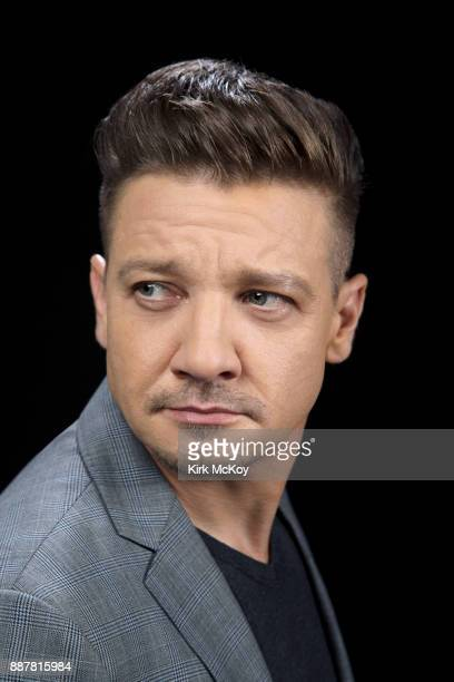 Actor Jeremy Renner is photographed for Los Angeles Times on November 10 2017 in Los Angeles California PUBLISHED IMAGE CREDIT MUST READ Kirk...