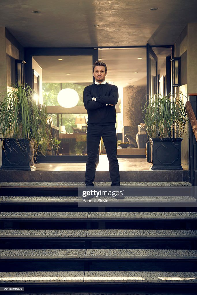 Jeremy Renner, Robb Report, May 1, 2016