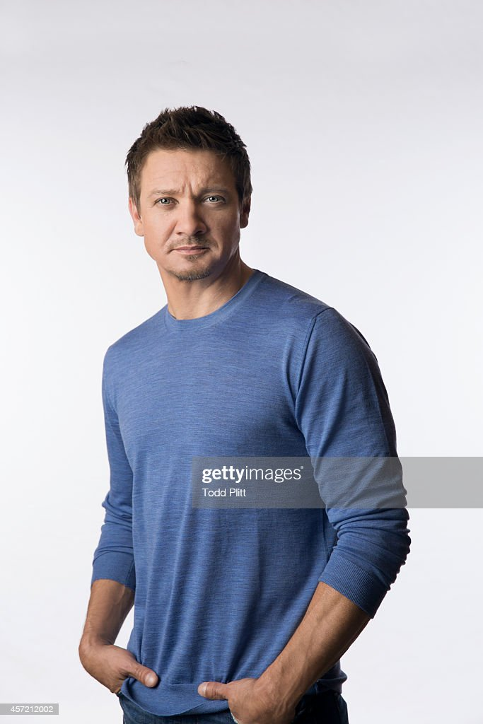 Jeremy Renner, USA Today, October 6, 2014