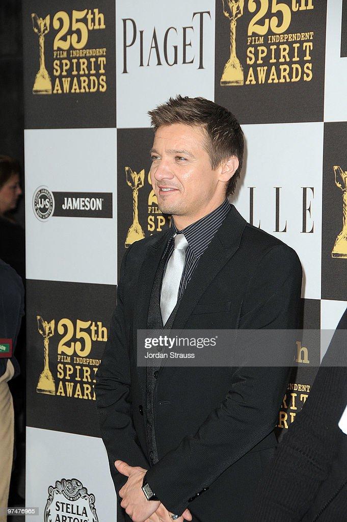 Piaget at the 25th Film Independent Spirit Awards : News Photo