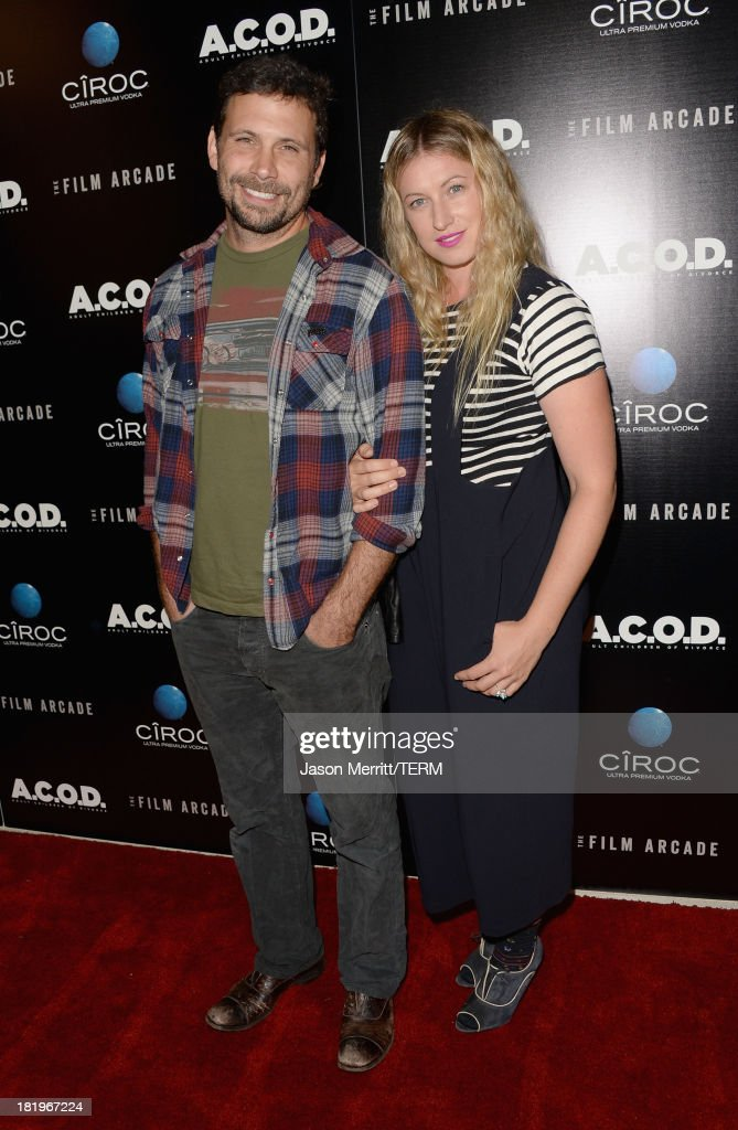 "Premiere Of The Film Arcade's ""A.C.O.D."" - Arrivals : News Photo"