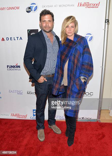Actor Jeremy Sisto and wife Addie Lane attend the 3rd Annual All Star Mixology Competition Benefiting the Covenant House California at SkyBar at the...