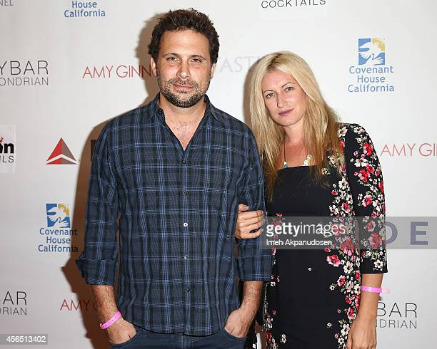 Actor Jeremy Sisto and wife Addie Lane attend the Covenant House California All Star Mixology competition at SkyBar at the Mondrian Los Angeles on...