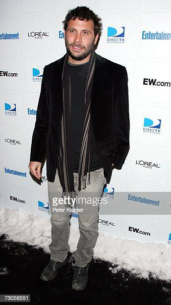 Actor Jeremy Sisto arrives at Entertainment Weekly's celebration of the 2007 Sundance Film Festival and the launch of Sixdegreesorg during the...