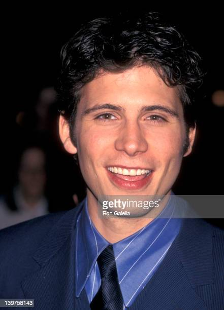 Actor Jeremy Sisto attends the premiere of Suicide Kings on April 7 1998 at Sony Showplace Theater in New York City