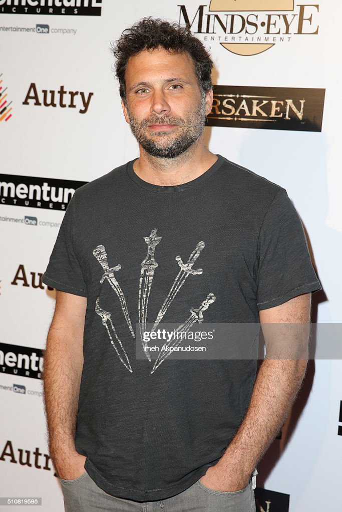 Actor Jeremy Sisto attends the screening of Momentum Pictures' 'Forsaken' at Autry Museum of the American West on February 16, 2016 in Los Angeles, California.