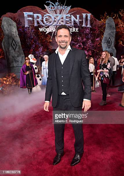Actor Jeremy Sisto attends the world premiere of Disney's Frozen 2 at Hollywood's Dolby Theatre on Thursday November 7 2019 in Hollywood California