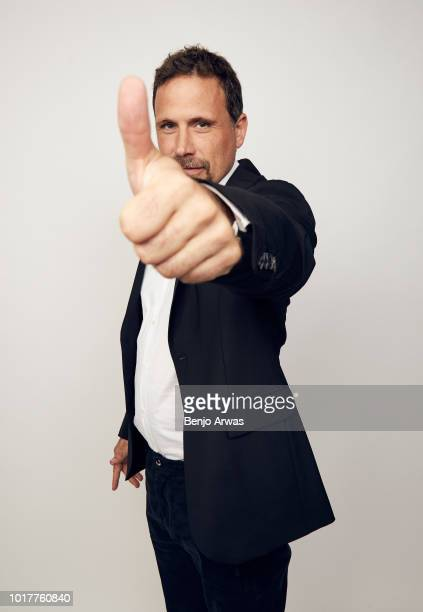 Actor Jeremy Sisto of CBS's 'FBI' poses for a portrait during the 2018 Summer Television Critics Association Press Tour at The Beverly Hilton Hotel...