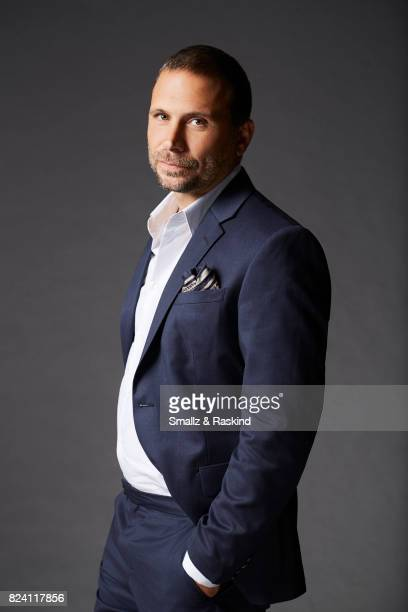Actor Jeremy Sisto poses for portrait session at the 2017 Summer TCA session for National Geographic Channel's 'Long Road Home' on July 25 2017 in...
