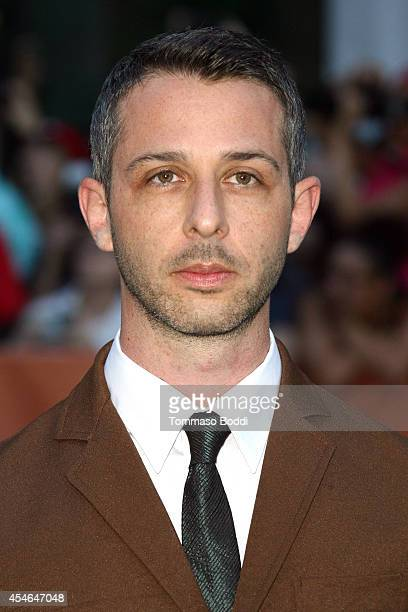 Actor Jeremy Strong attends The Judge premiere held at at Roy Thomson Hall on September 4 2014 in Toronto Canada