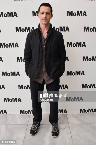 Actor Jeremy Strong attends the MoMA's Contenders Screening of Molly's Game at MOMA on November 17 2017 in New York City